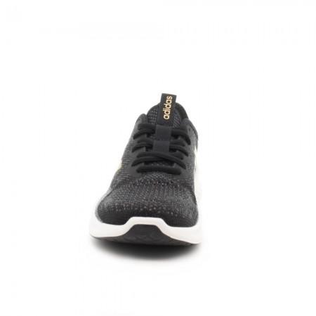 Zapatillas Adidas FluidFlow Negro-Oro