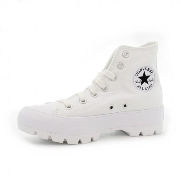 Zapatillas Converse Ctas Lugged Hi Blanco