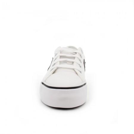 Zapatillas Converse Star Replay Platform Blanco