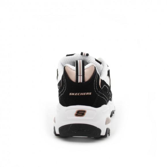 Zapatillas Skechers D'Lites Negro-Bronce