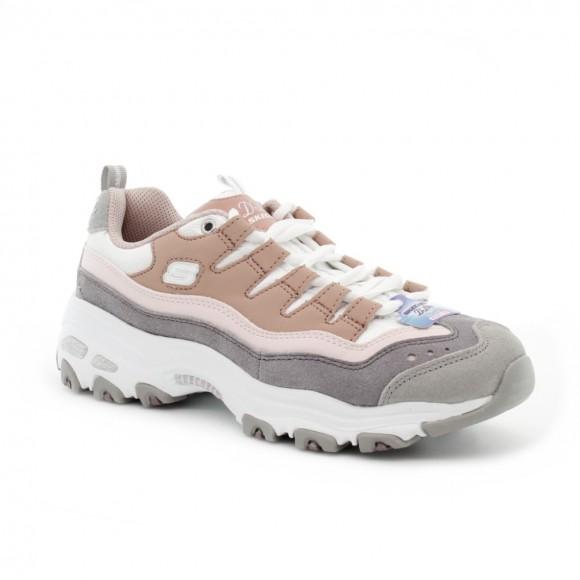 Zapatillas Skechers D'Lites Rosa