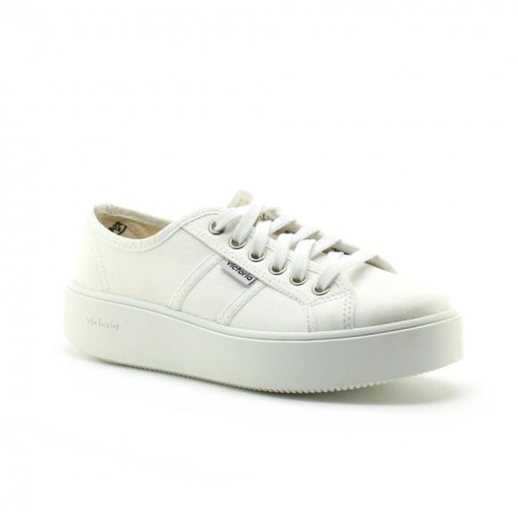 Zapatillas Victoria 1260110 Blanco