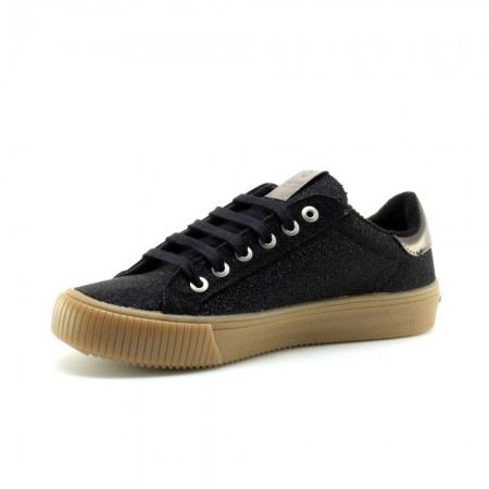Zapatillas Victoria Negro