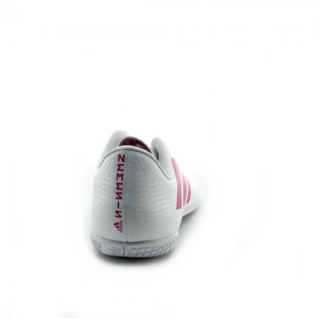 Zapatillas Adidas Nemeziz Blanco-Fucsia