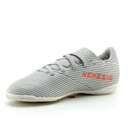 Adidas Futbol Messi Nemeziz Gris-Naranja