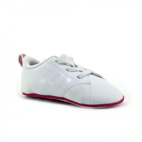 Peuques de bebé Adidas Blanco-Rosa