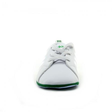 Peuques de bebé Adidas Blanco-Verde