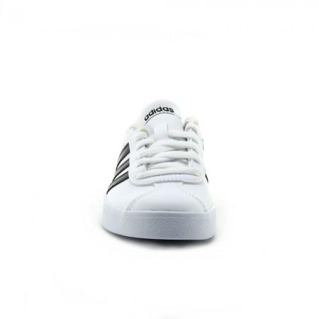Zapatillas Adidas VL Court Blanco-Negro C