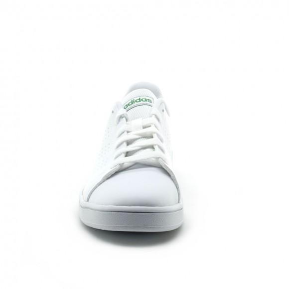 Zapatillas Adidas Advantage Blanco-Verde C