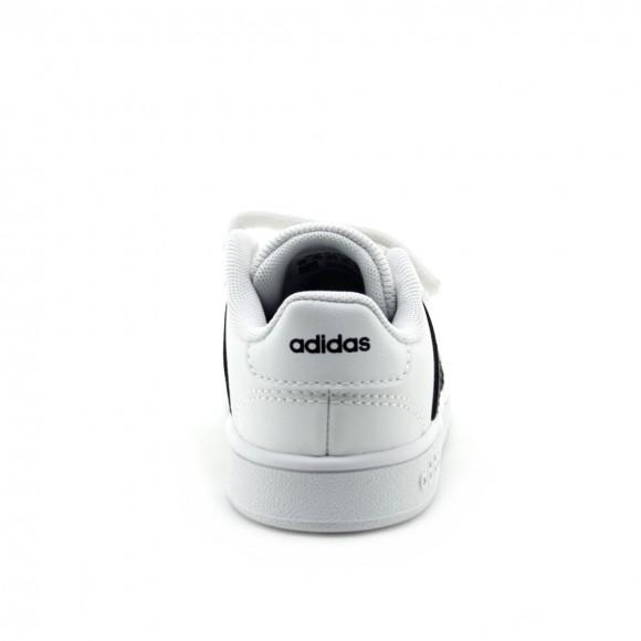 Adidas Grand Court Blanco-Negro 2V