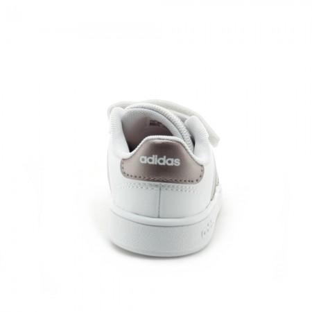 Adidas Grand Court Blanco-Bronce 2V