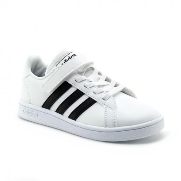 Adidas Grand Court Blanco-Negro CE