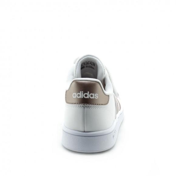 Adidas Grand Court Blanco-Bronce CE