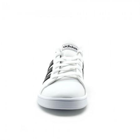 Adidas Grand Court Blanco-Negro C