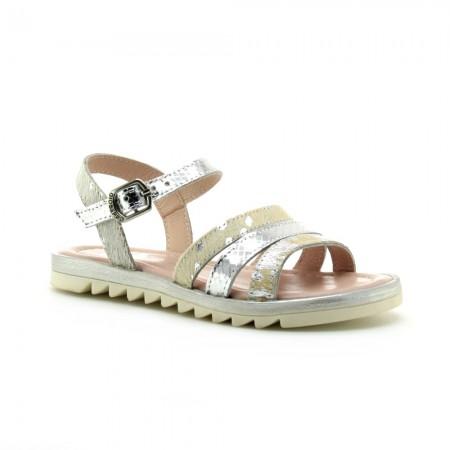 Sandalias de niña Gioseppo Rases Blanco
