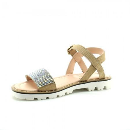 Sandalias de niña Gioseppo Areta Beige