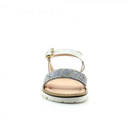Sandalias de niña Gioseppo Areta Blanco