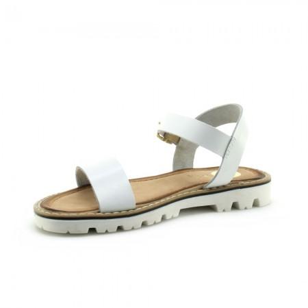Sandalias de niña Gioseppo Caress Blanco