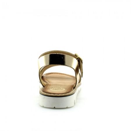 Sandalias de niña Gioseppo Caress Oro