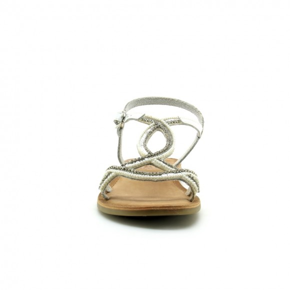 Sandalias de niña Giosseppo Sanscrito Blanco