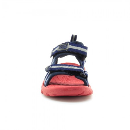Sandalias de agua Gioseppo Aigues Azul-Rojo