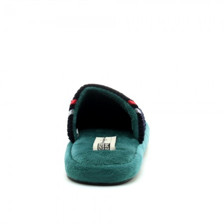 Pantuflas Gioseppo 41378 Azul