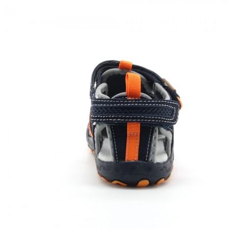 Sandalias Gioseppo 43016 Azul-Naranja