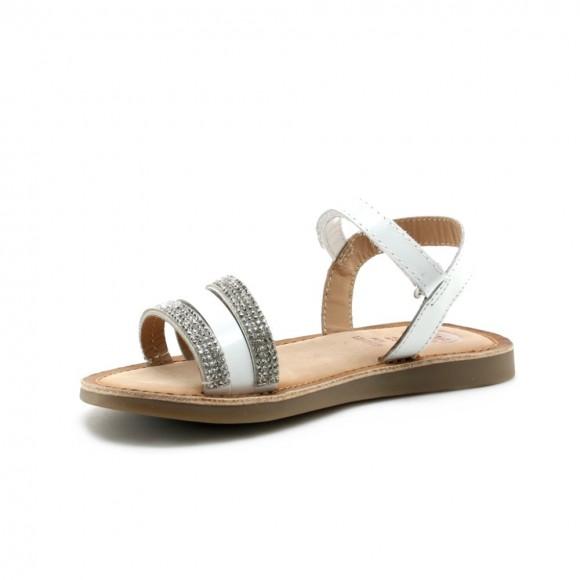 Sandalias de niña Gioseppo 44650 Blanco