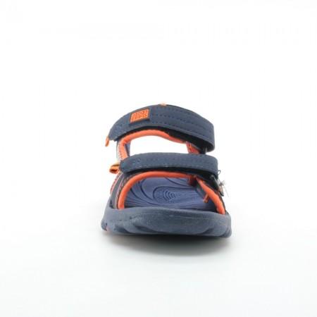 Sandalias de agua Gioseppo 43042 Azul-Naranja