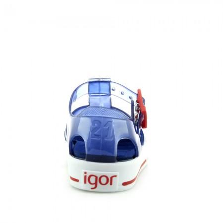 Igor Tenis Azul