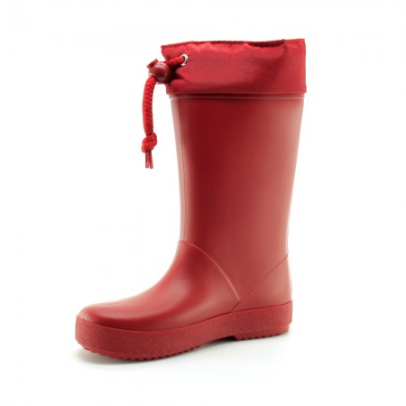 Botas de agua Igor Splash Rojo