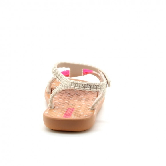 Sandalias de agua Ipanema My First Beige-Rosa