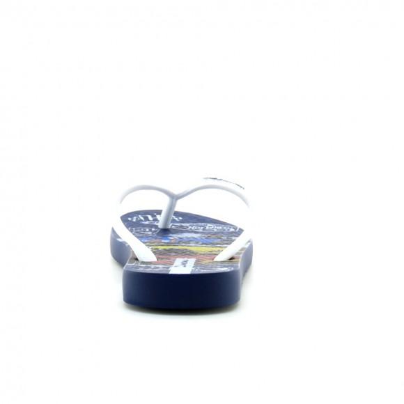 Sandlias agua Ipanema Hot Wheels Azul