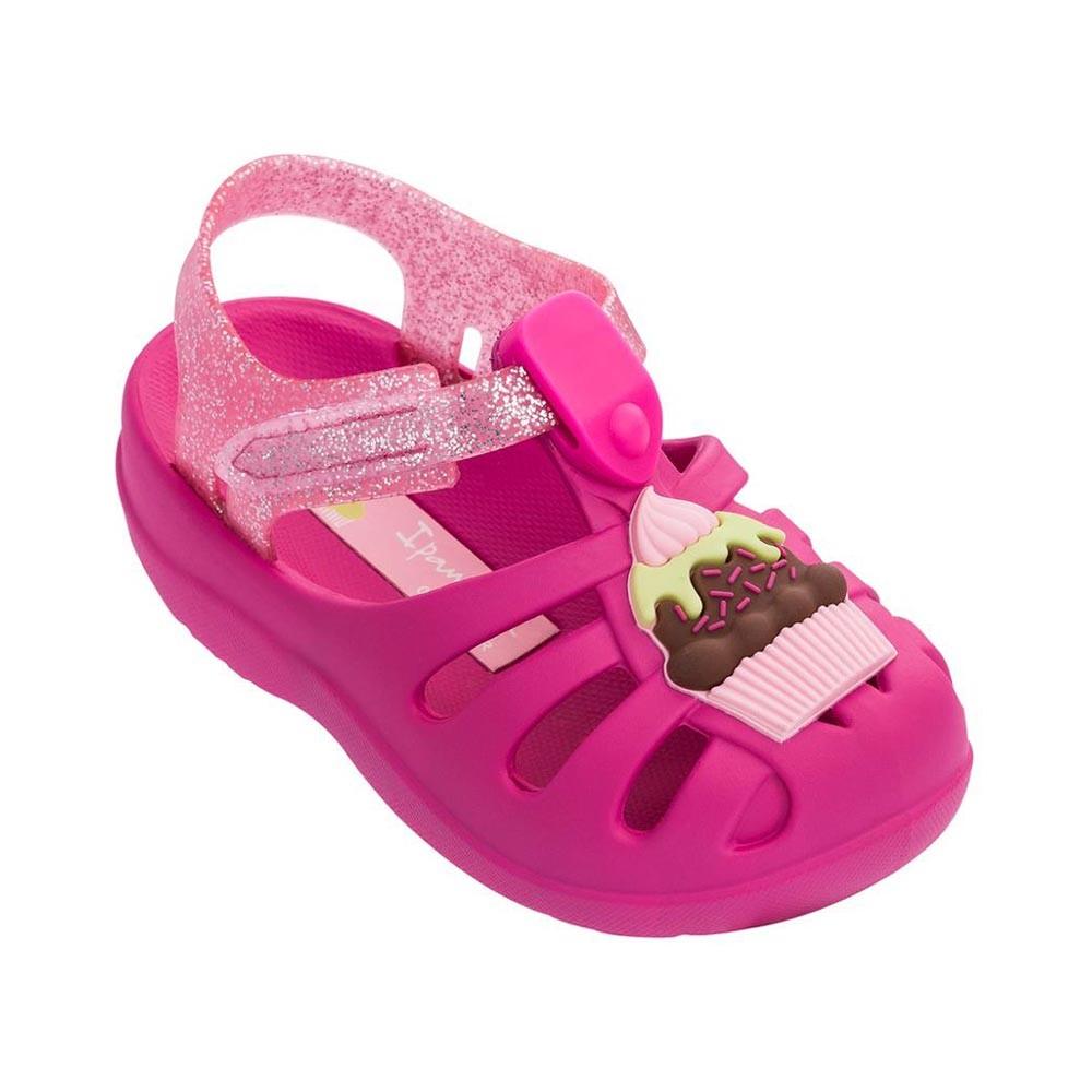 Sandalias de agua Ipanema V Baby Fucsia