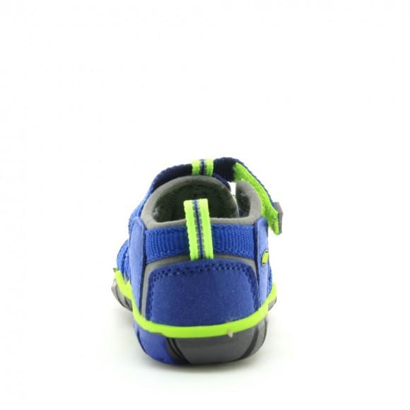 Keen Seacamp II BB Jeans-Verde