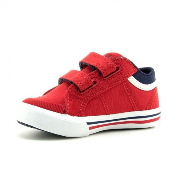 Zapatillas Le Coq Sportif St.Gaetan Rojo