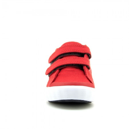 Le Coq Sportif Saint Gaetan Rojo