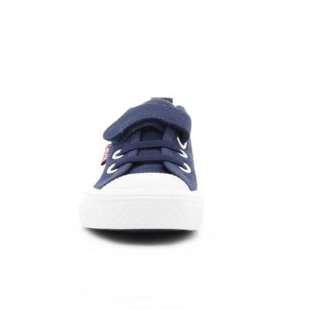 Zapatillas de lona Levi's Maui Mini Azul