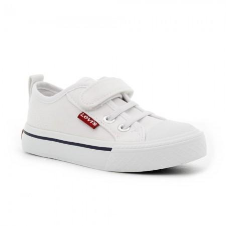Zapatillas de lona Levi's Maui Mini Blanco