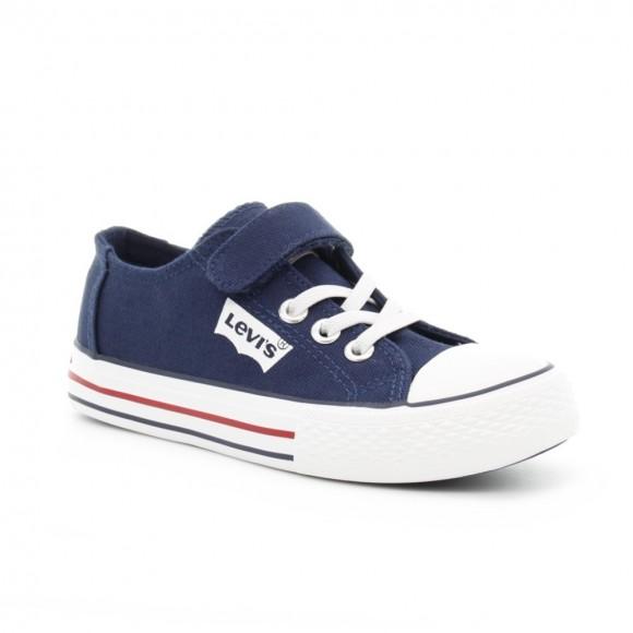 Zapatillas de lona Levi's Trucker Azul