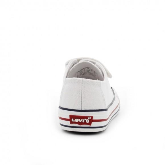 Zapatillas de lona Levi's Trucker Banco
