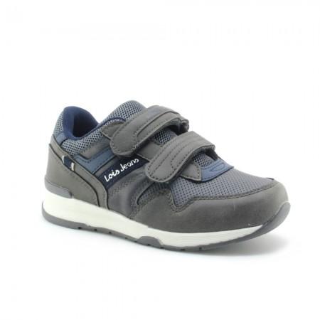 Zapatos Lois Urban Kid Gris V
