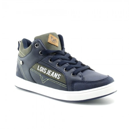 Botines Lois 630008 Azul