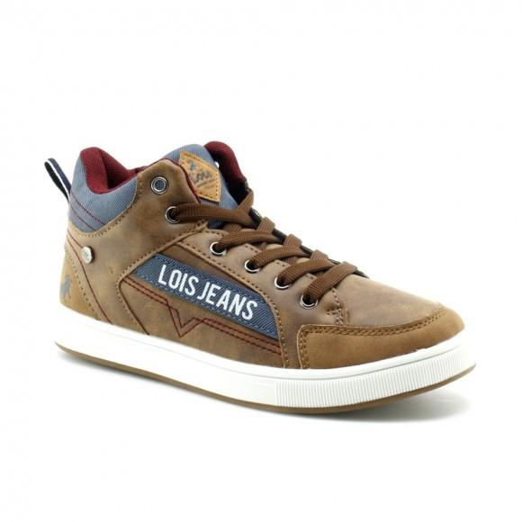 Botines Lois 630008 Camel
