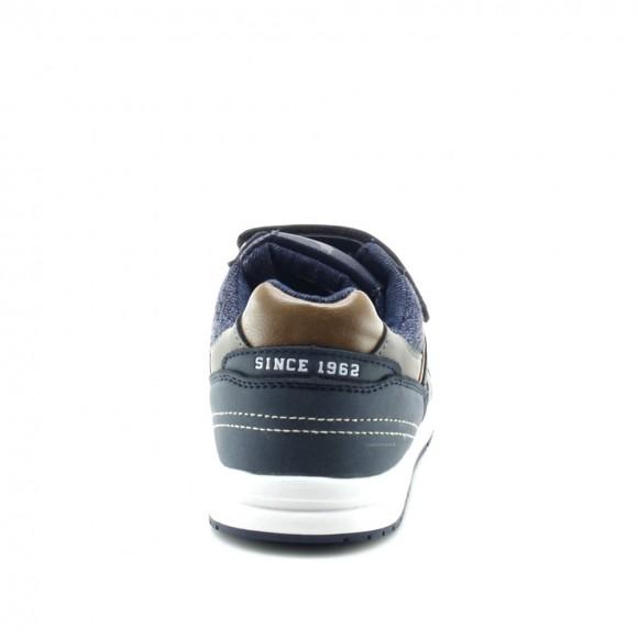 Botines Lois 63023 Azul