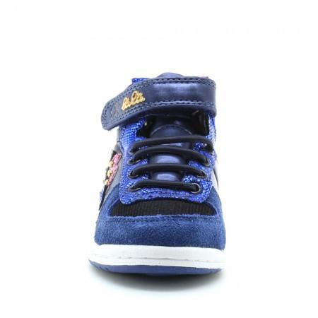 Zapatillas Lulú Sky Azul Luces
