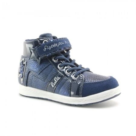 Zapatos con luces Lulú Stella Azul
