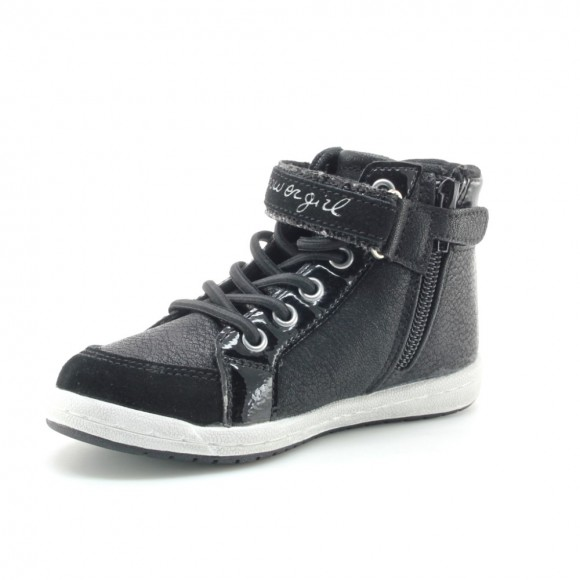 Zapatos con luces Lulú Stella Negro