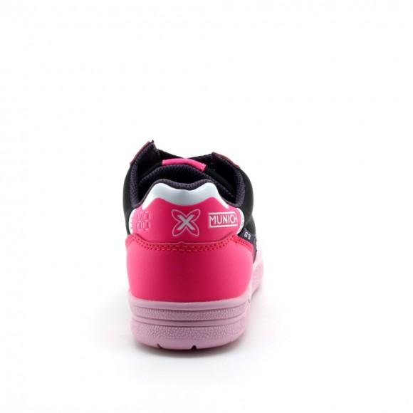 Zapatillas Munich G-3 Multicolor Rosa c