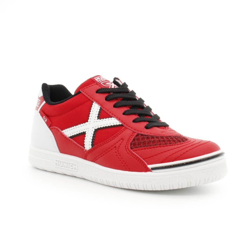 Zapatillas Munich G-3 Rojo C